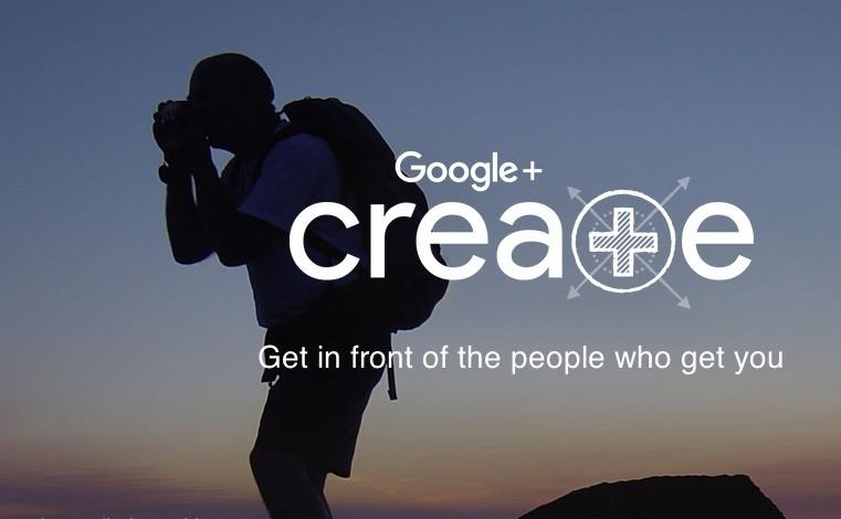 Google+ запустил программу Create