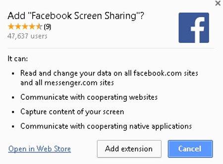 В Facebook теперь есть функция трансляции Рабочего стола