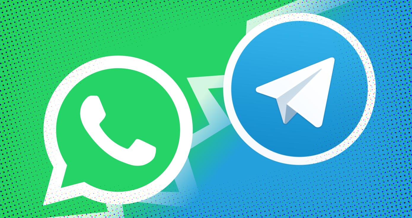 WhatsApp обновляет группы для борьбы с Telegram