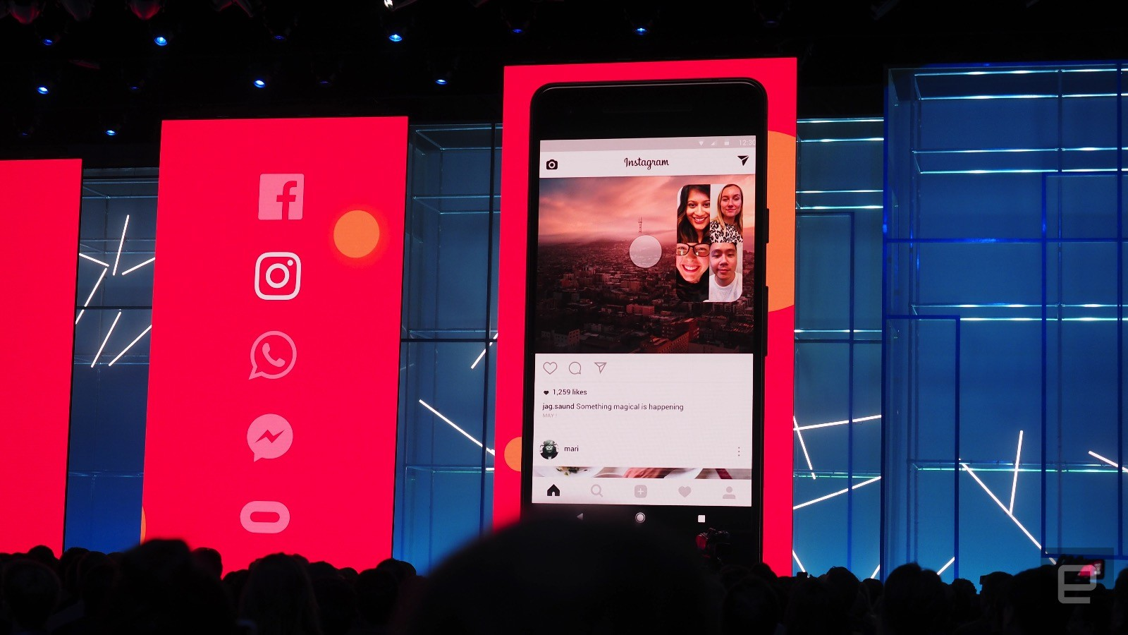 Video Calls Come To Instagram