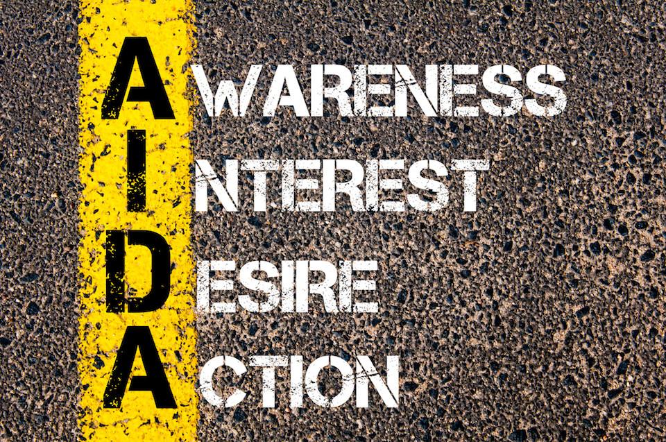 Что такое АИДА? Как внимание, интерес, потребность и действие служат основой для всего маркетинга